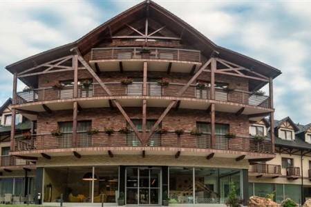 Village Resort Hanuliak - v dubnu