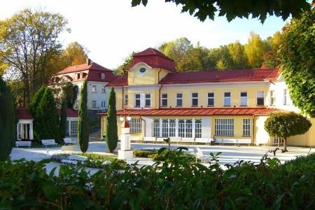 Spa Resort Libverda - Lázně Libverda - Last Minute a dovolená