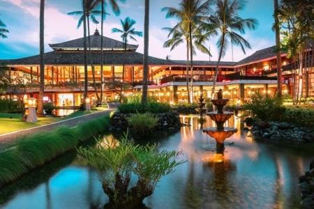 Melia Bali - all inclusive