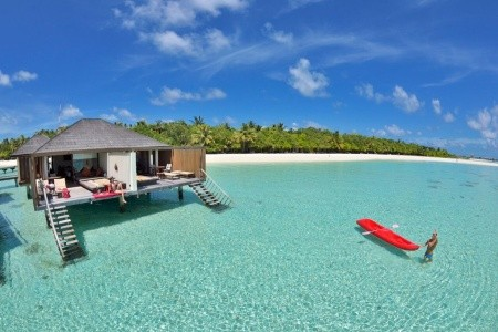 Paradise Island Resort, Maledivy, Severní Atol Male