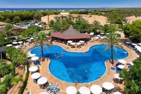Zafiro Menorca - letecky all inclusive