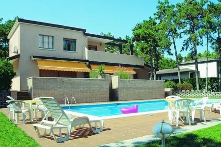 Vila Crepetta - Lignano Riviera - Last Minute a dovolená