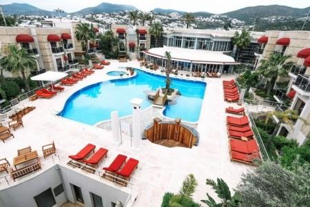 Bodrium Hotel & Spa - letní dovolená
