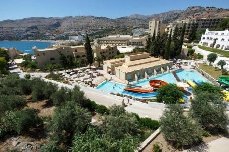 Cooee Lindos Royal - Sdílený Bazén, Řecko, Rhodos