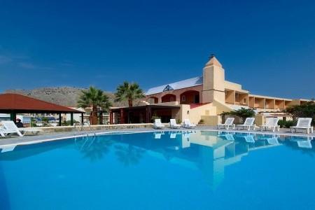 Sun Beach Lindos - Economy, Řecko, Rhodos