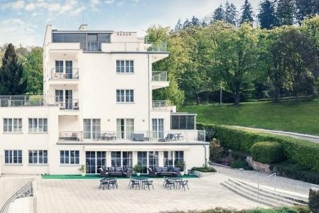 Luhačovice - Hotel Radun - polopenze