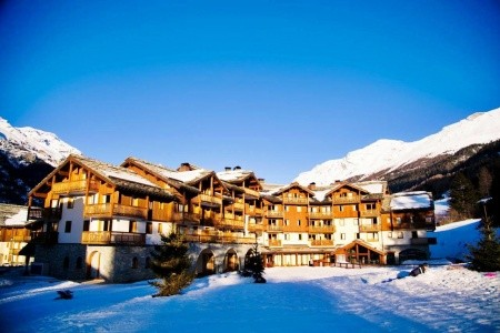 Les Alpages De Val Cenis Apt. 2-4 Os. - luxusní dovolená