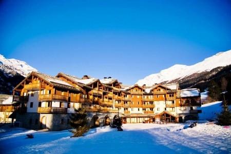 Les Alpages De Val Cenis Apt. 4-6 Os. - luxusní dovolená
