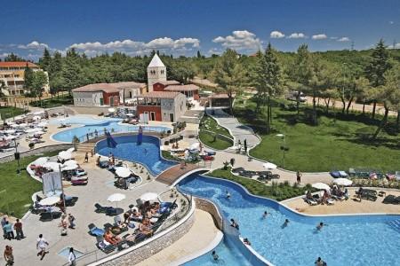 Hotel Sol Garden Istra - luxusní hotely