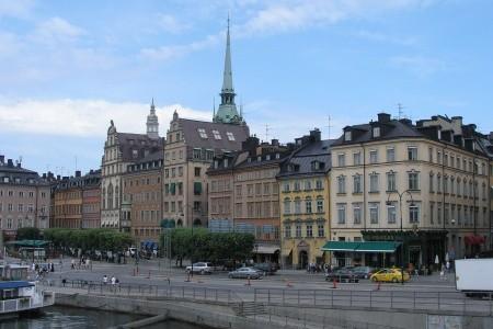 Petrohrad - bílé noci, Stockholm, Helsinky Snídaně