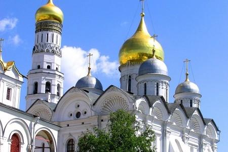 Moskva a zlatý prsten Ruska - letecky Snídaně