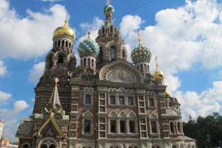 Okruh pobaltskými republikami s návštěvou Petrohra Snídaně