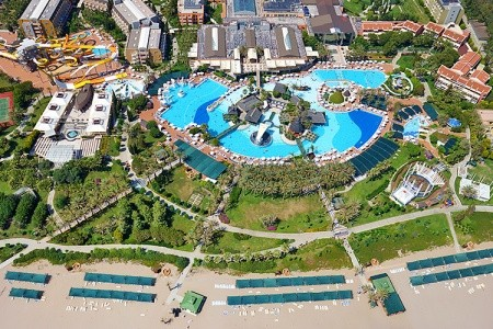 Hotel Pegasos World, Turecko, Side