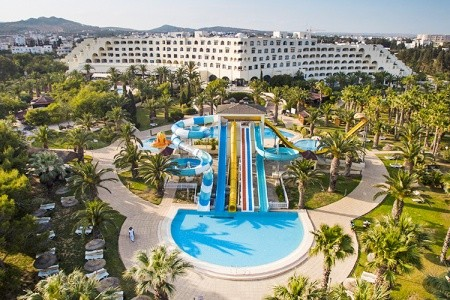 Magic Hotel Holiday Village Manar & Aquapark, Tunisko, Hammamet