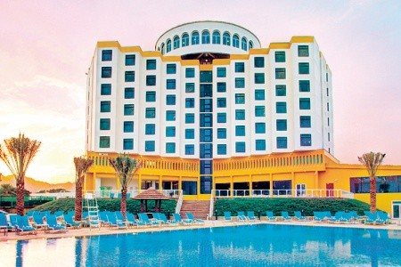 Hotel Oceanic Khorfakkan Resort & Spa, Spojené arabské emiráty, Fujairah