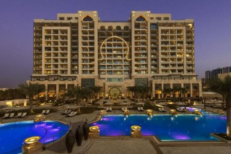 Ajman Saray Luxury Collection Resort, Spojené arabské emiráty, Ajman