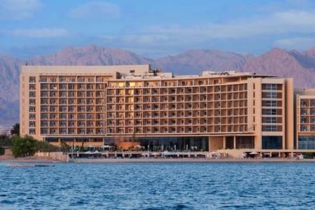 Kempinski Hotel Aqaba - v dubnu
