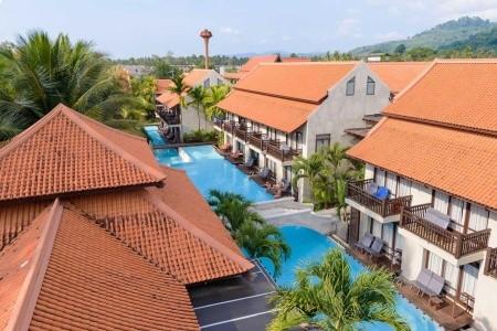 Khaolak Oriental Resort - levně