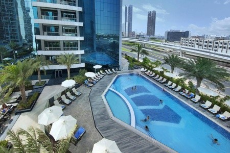Atana Hotel Dubai, Spojené arabské emiráty, Dubai