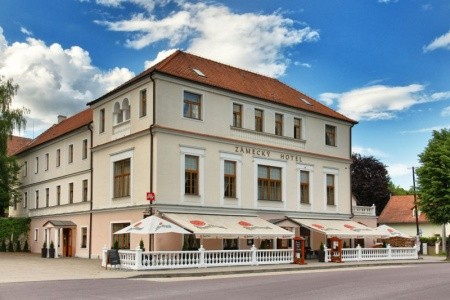 Zámecký Hotel Vranov