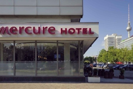 Mercure Hotel Berlin Am Alexanderplatz - eurovíkendy