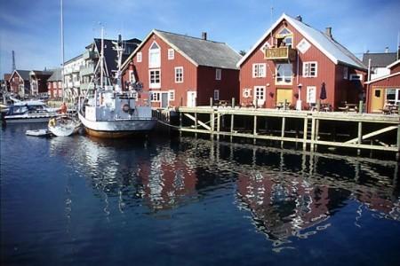 Nejkrásnější Místa Norska - Autobusem - v červenci