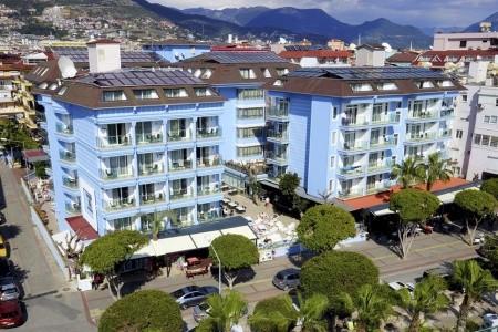 Hotel Sultan Sipahi, Turecko, Alanya