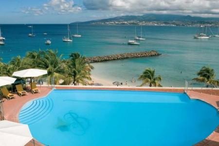 Bakoua Martinique Snídaně