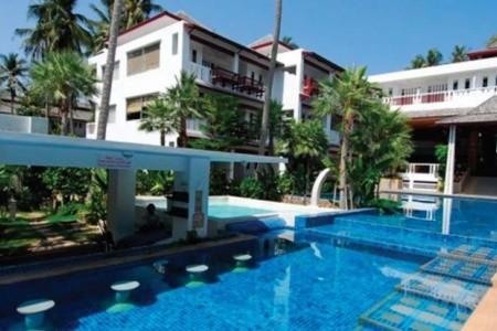 Montra Resort Snídaně