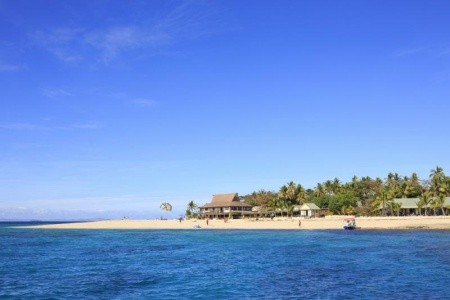 Beachcomber Island Resort, Fidži, Mamanuca