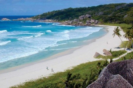 La Digue Island Lodge - v srpnu