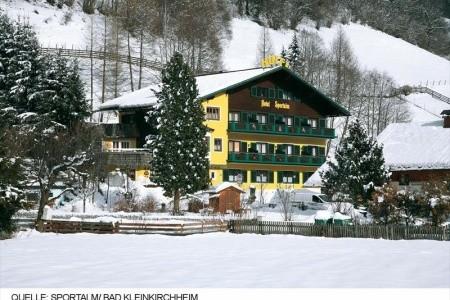 Hotel Sportalm V Bad Kleinkircheimu - U Lanovky - Last Minute a dovolená