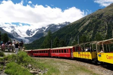 Švýcarské Alpy, Italské Alpy A Termální Lázně Bormio - Alta Valtellina 2021/2022 | Dovolená Alta Valtellina 2021/2022