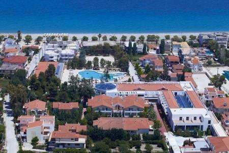 Alkyon Resort Hotel & Spa - Mezonetové Pokoje - lázně