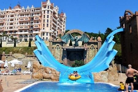 Andalusia Hotel, Bulharsko, Elenite
