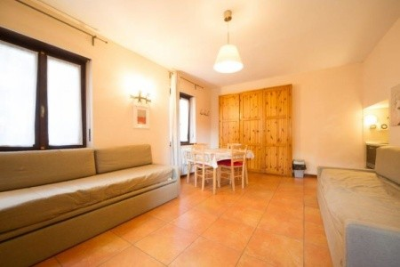 Appartamenti Bardonecchia - v únoru