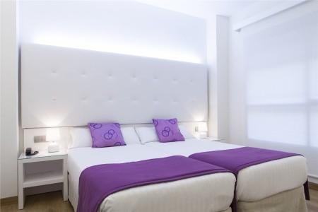 Hotel Albahia Alicante - v lednu