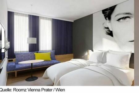 Hotel Roomz Vienna Prater - Last Minute a dovolená