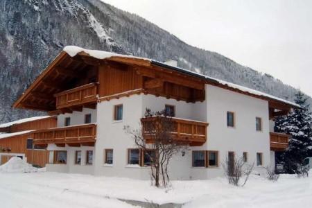 Appartementhaus Holzknecht - Last Minute a dovolená