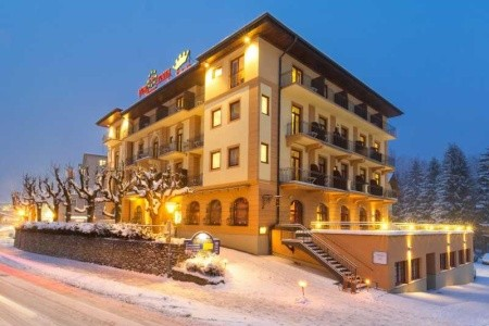 Hotel Euro Youth Krone V Bad Gastein - U Sjezdovky