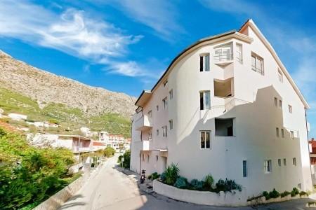 Apartmány Ankora, Chorvatsko, Střední Dalmácie