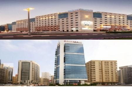 Citymax Hotel Bur Dubai, Ramada Abu Dhabi Corniche, Spojené arabské emiráty, Dubai
