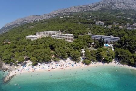 Bluesun Hotel Maestral, Chorvatsko, Makarská riviéra