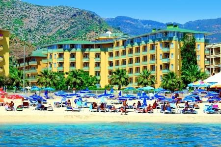 Hotel Kleopatra Dreams Beach, Turecko, Alanya