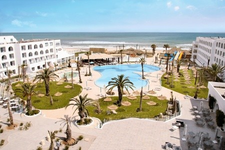 Vincci Nozha Beach Resort & Spa, Tunisko, Hammamet