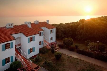 Lanterna Sunset 4, Chorvatsko, Poreč