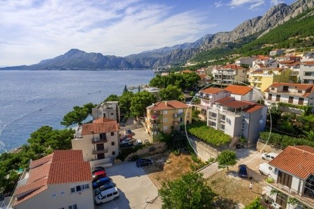 Villa Lana, Chorvatsko, Omiš