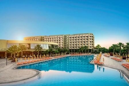 Von Resort Golden Coast, Turecko, Side