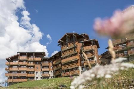 Résidence Pierre & Vacances Les Sentiers Du Tueda - lyžování
