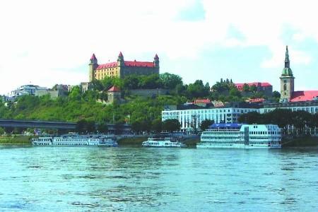 Bratislava a Budapešť - zájezdy